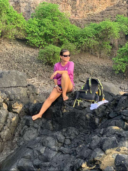Guide Sabina Fernando de Noronha