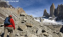 Rundreise Chile Trekkingtour im Torres del Paine Nationalpark