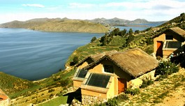 Bolivien Reise Titicaca See Hotel auf der Sonneninsel