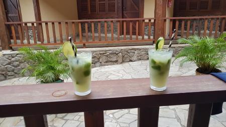 Brasiliens beliebtester Cocktail Caipirinha