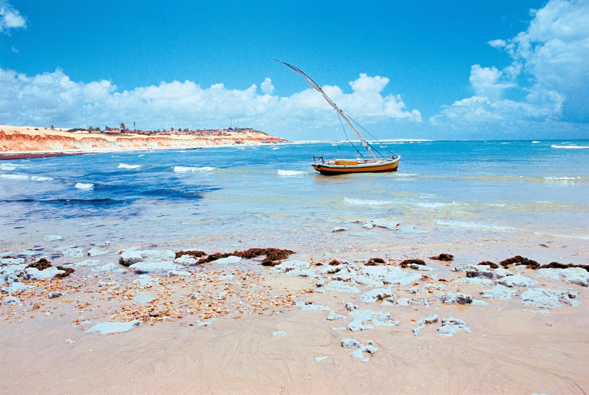 Strandidylle: Brasilien Bücher zum Träumen