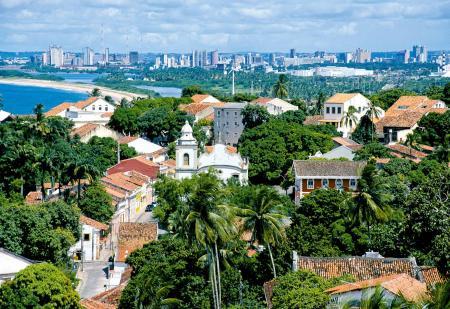 Olinda ist eine der schönsten Städte Brasiliens
