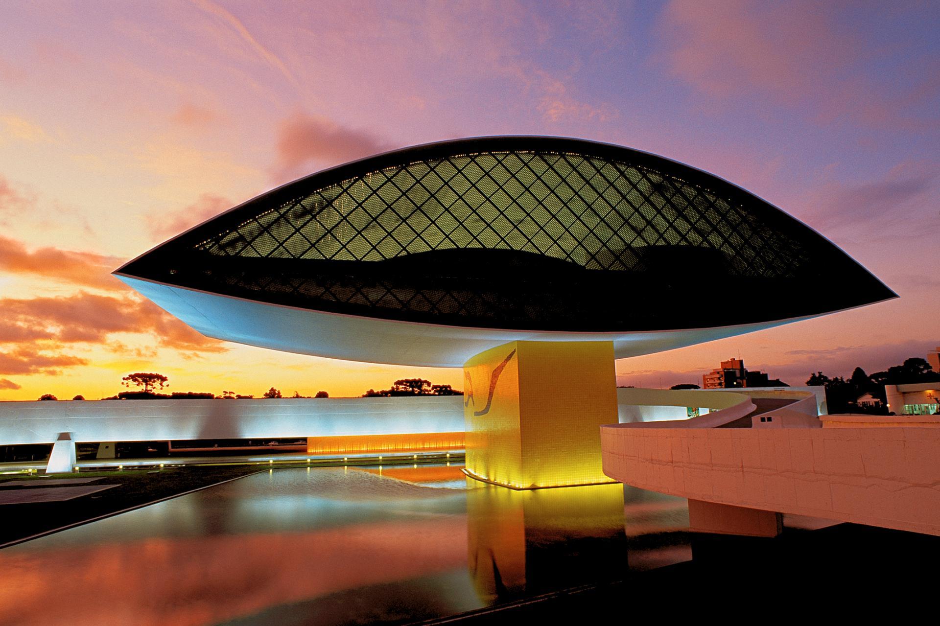 Museum Oscar Niemeyer Curitiba