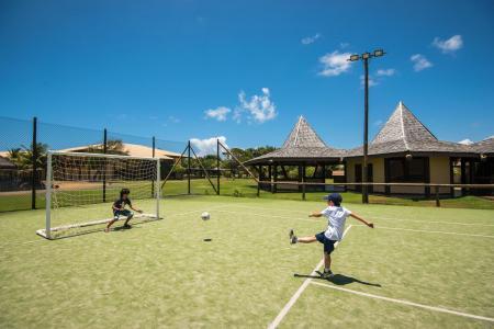 Junge Fussballtalente in Brasilien