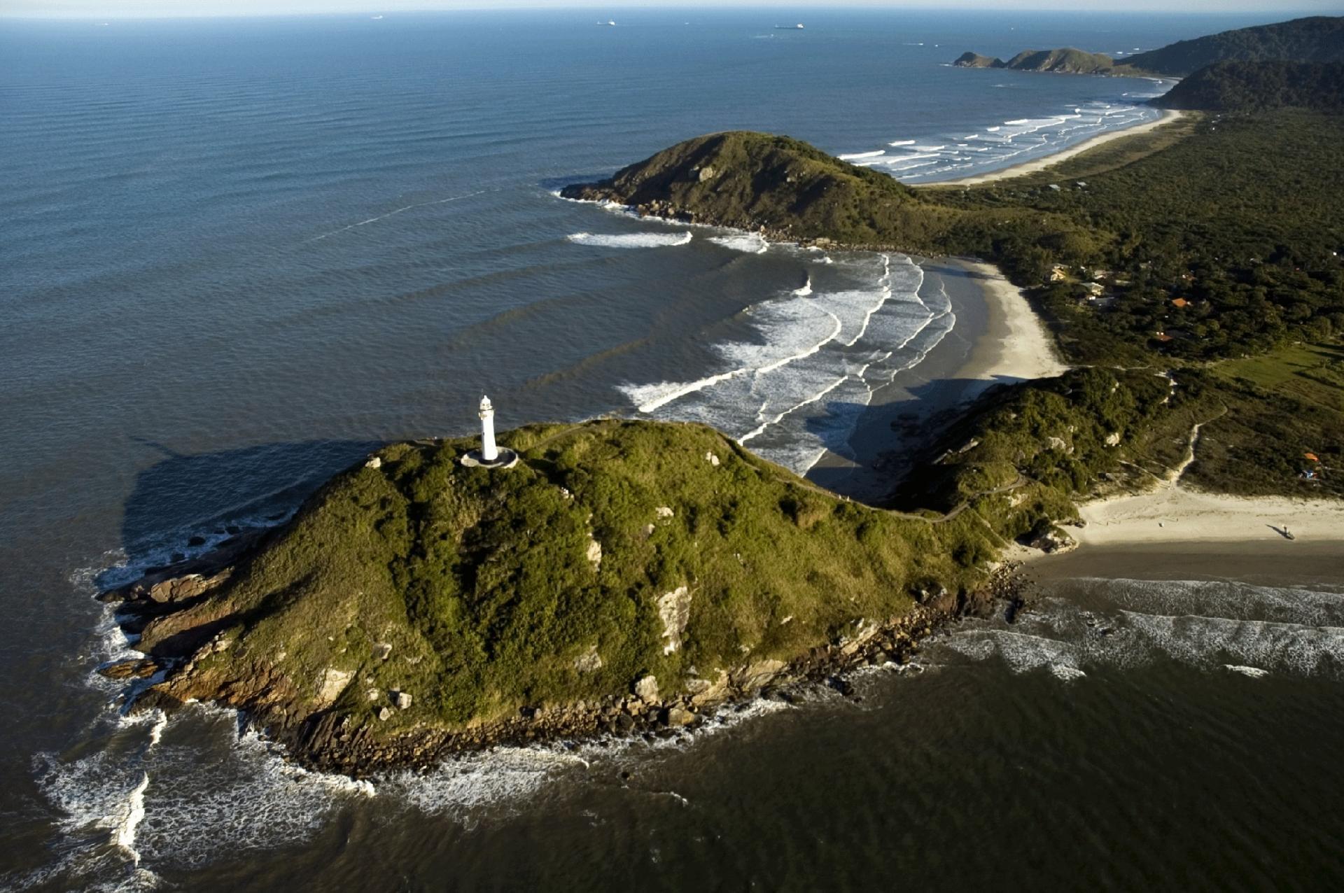 Leuchtturm Ilha do Mel