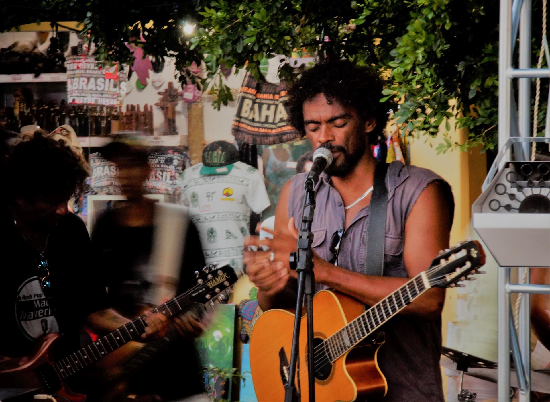 Live Musik in Bahia