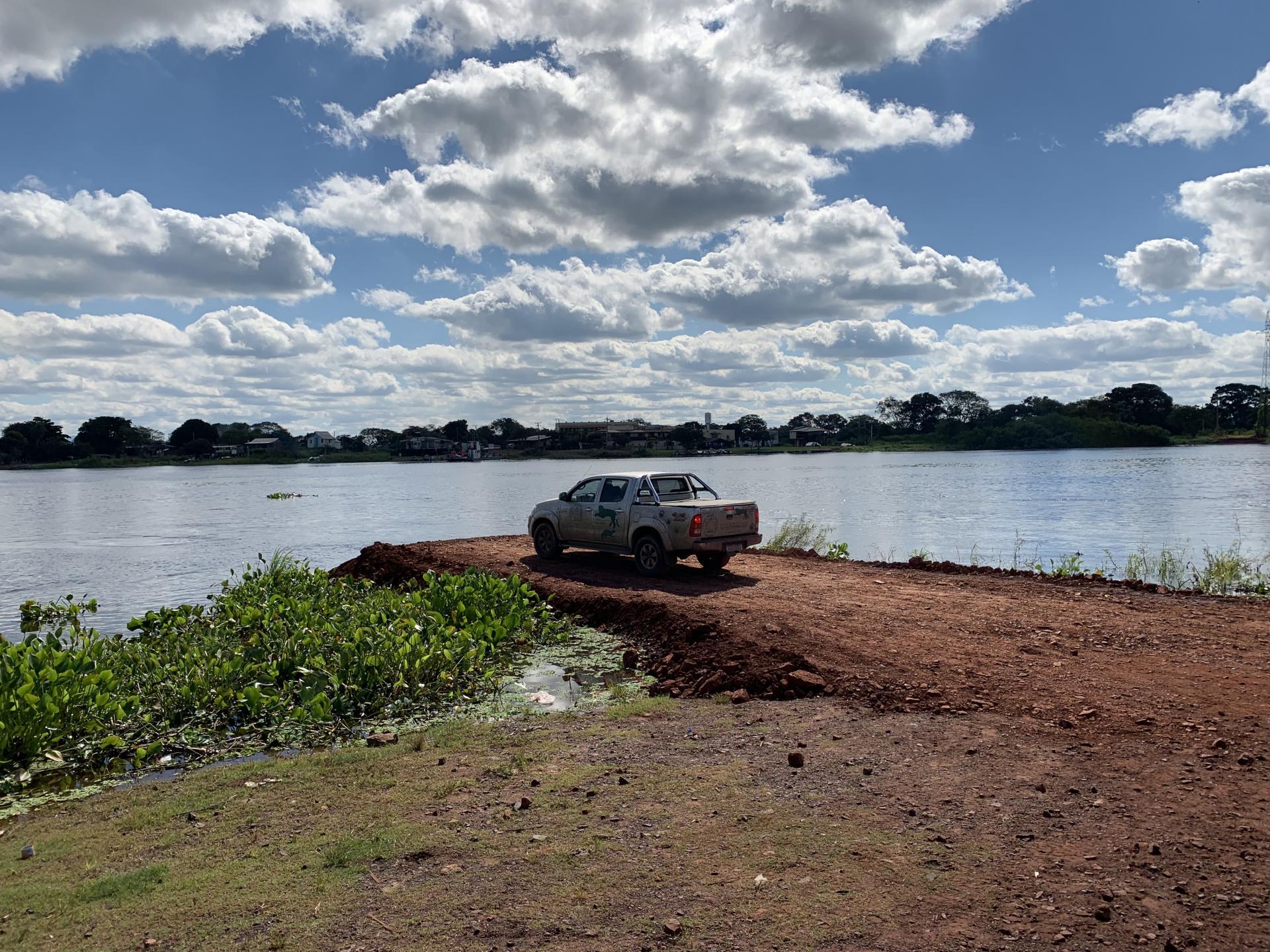 Mietwagen im Süd Pantanal