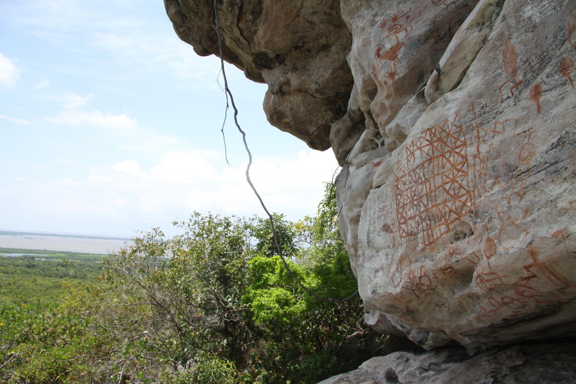 Höhlenmalereien geben Aufschluss über Brasiliens Geschichte