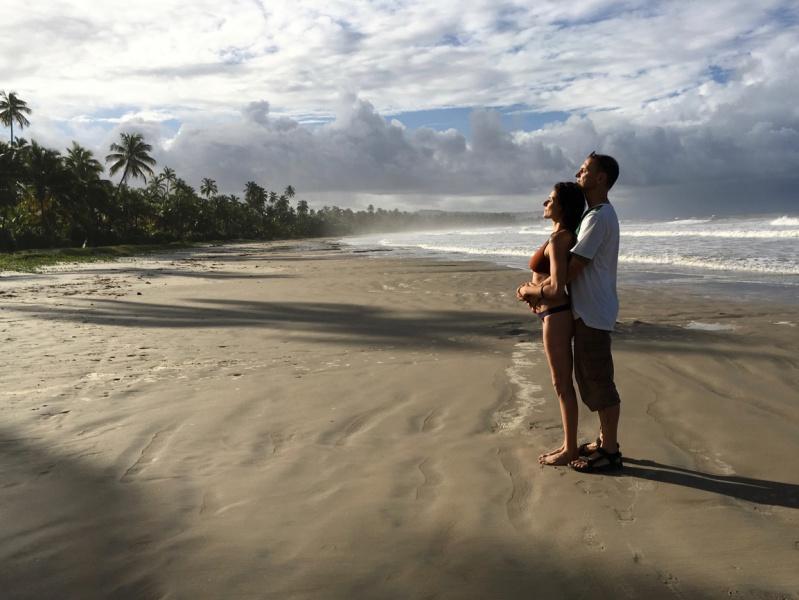 Kakaoküste im brasilianischen Bundesstaat Bahia