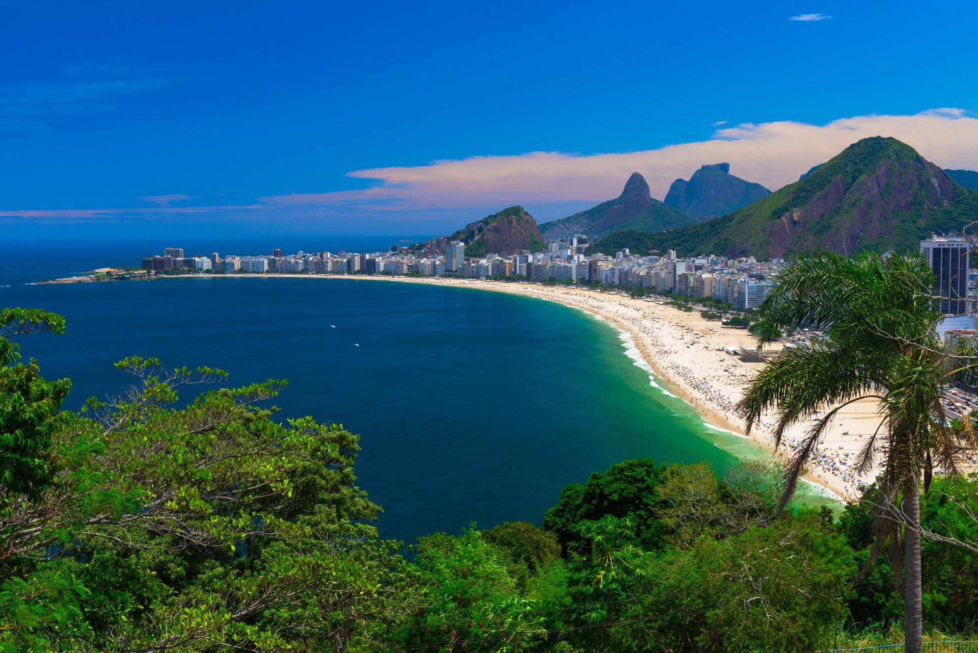 Rio ist ein Highlight in Brasilien