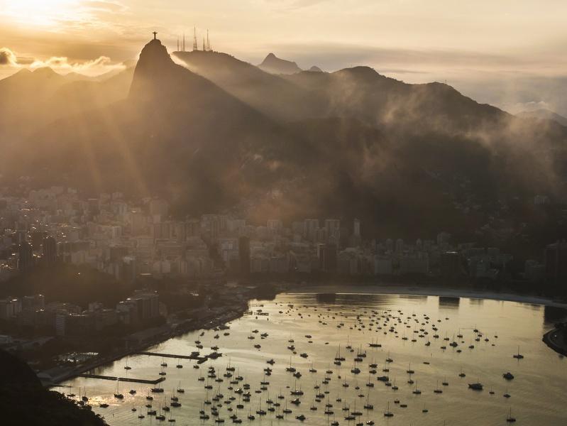 Hafen in Rio de Janeiro