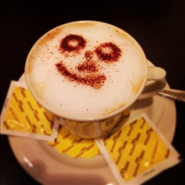 Brasilianischer Kaffee