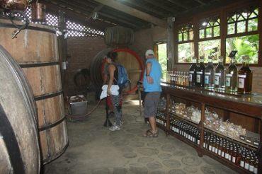 Cachaca Destillerie Paraty