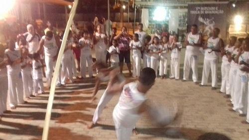 Capoeira in Bahia