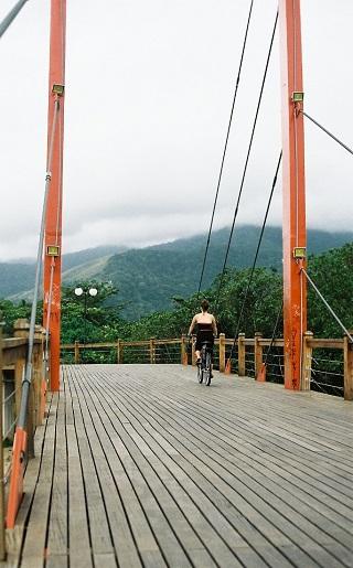 Fahrrad fahren in Brasilien