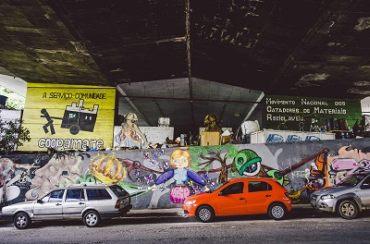 Mietwagen Brasilien Straße