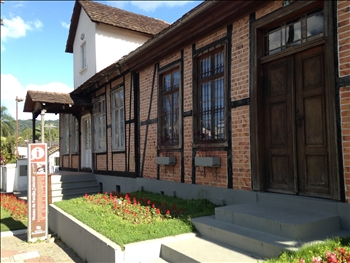 Museum in Blumenau