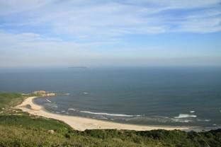 Strand auf der Ilha de Santa Catarina