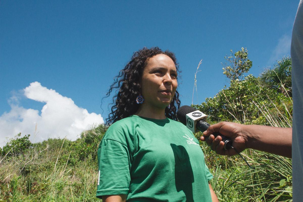 Interview zum Salve Floripa Projekt