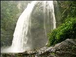 Wasserfall in Doutor Pedrinho