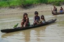 Erlebnis im Brasilien Urlaub: Einheimische im Boot