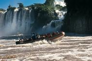 Iguacu Wasserfälle im Brasilien Urlaub