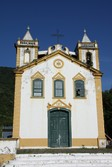 Koloniale Kirchen in Brasilien im Urlaub sehen