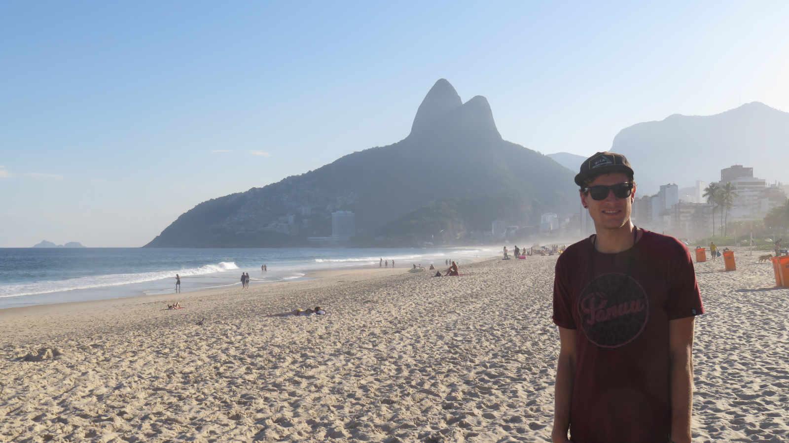 Florianopolis Praktikum Brasilien Moritz
