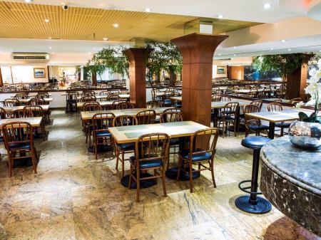 Hotel Atlantis Copacabana Restaurant