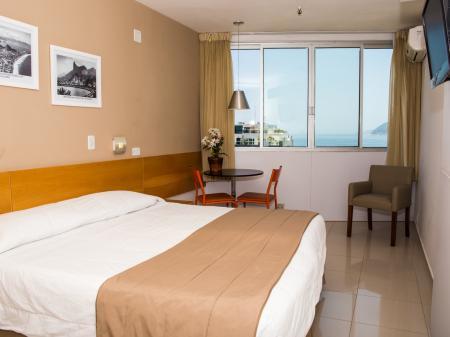 Hotel Atlantis Copacabana Zimmerbeispiel