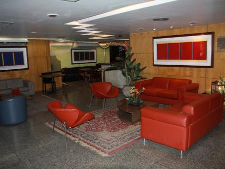 Hotel Ibiza Copacabana Lounge