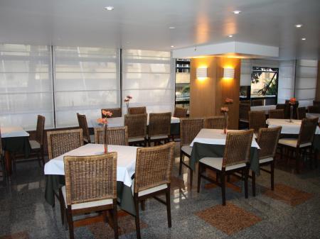 Hotel Ibiza Copacabana Restaurant