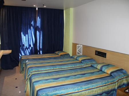 Hotel Ibiza Copacabana Zimmerbeispiel