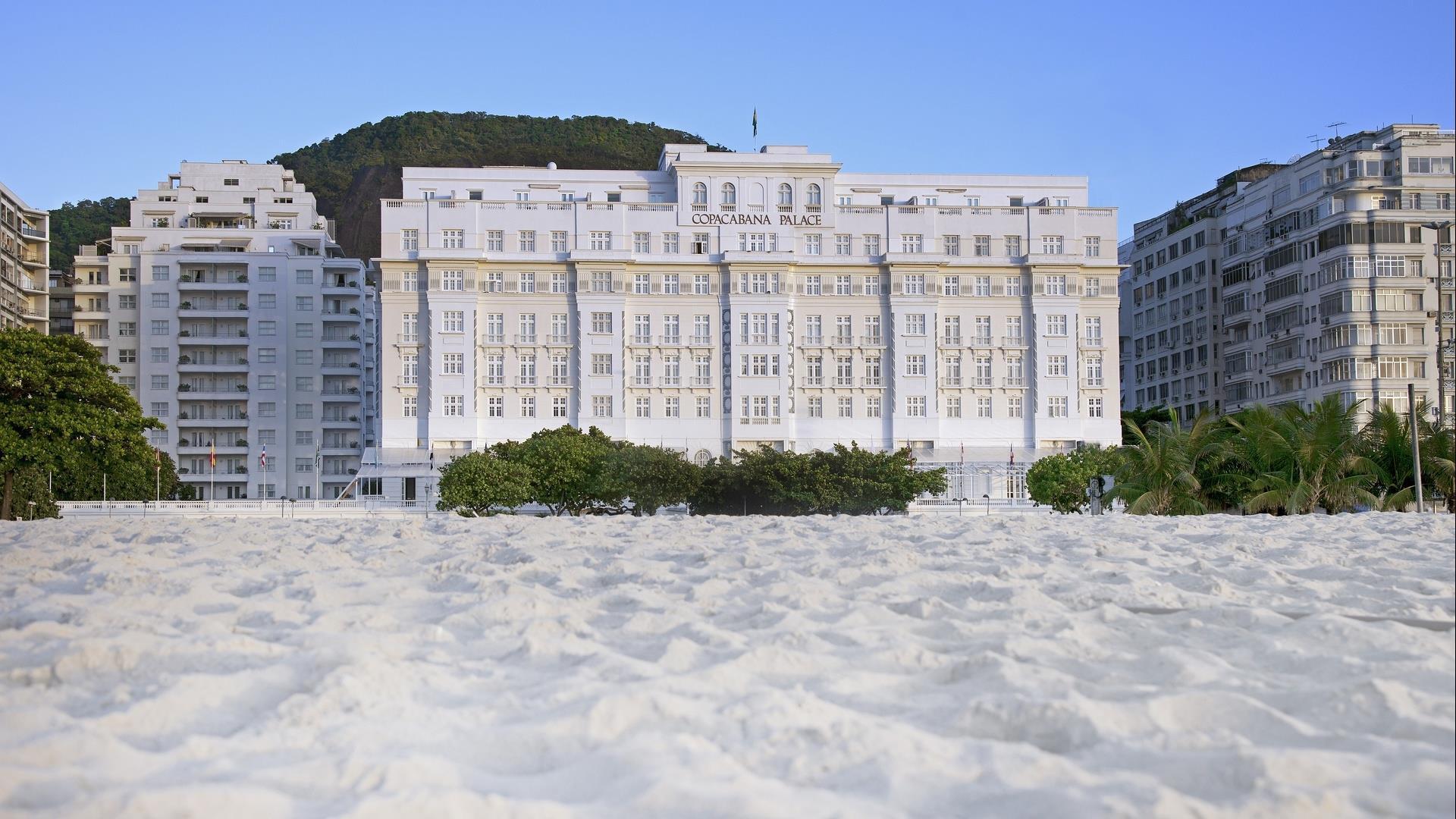 Brasilien Rio de Janeiro: Deluxe Hotel - Hotel Belmond Copacabana Palace