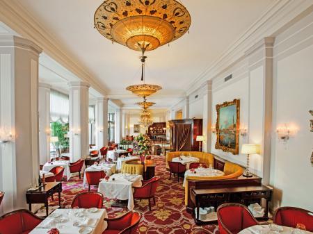Hotel Copacabana Palace Restaurant