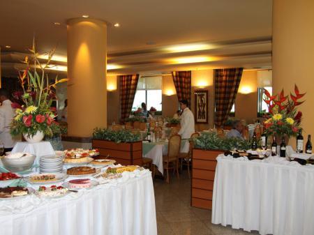 Hotel Windsor Excelsior Copacabana Restaurant