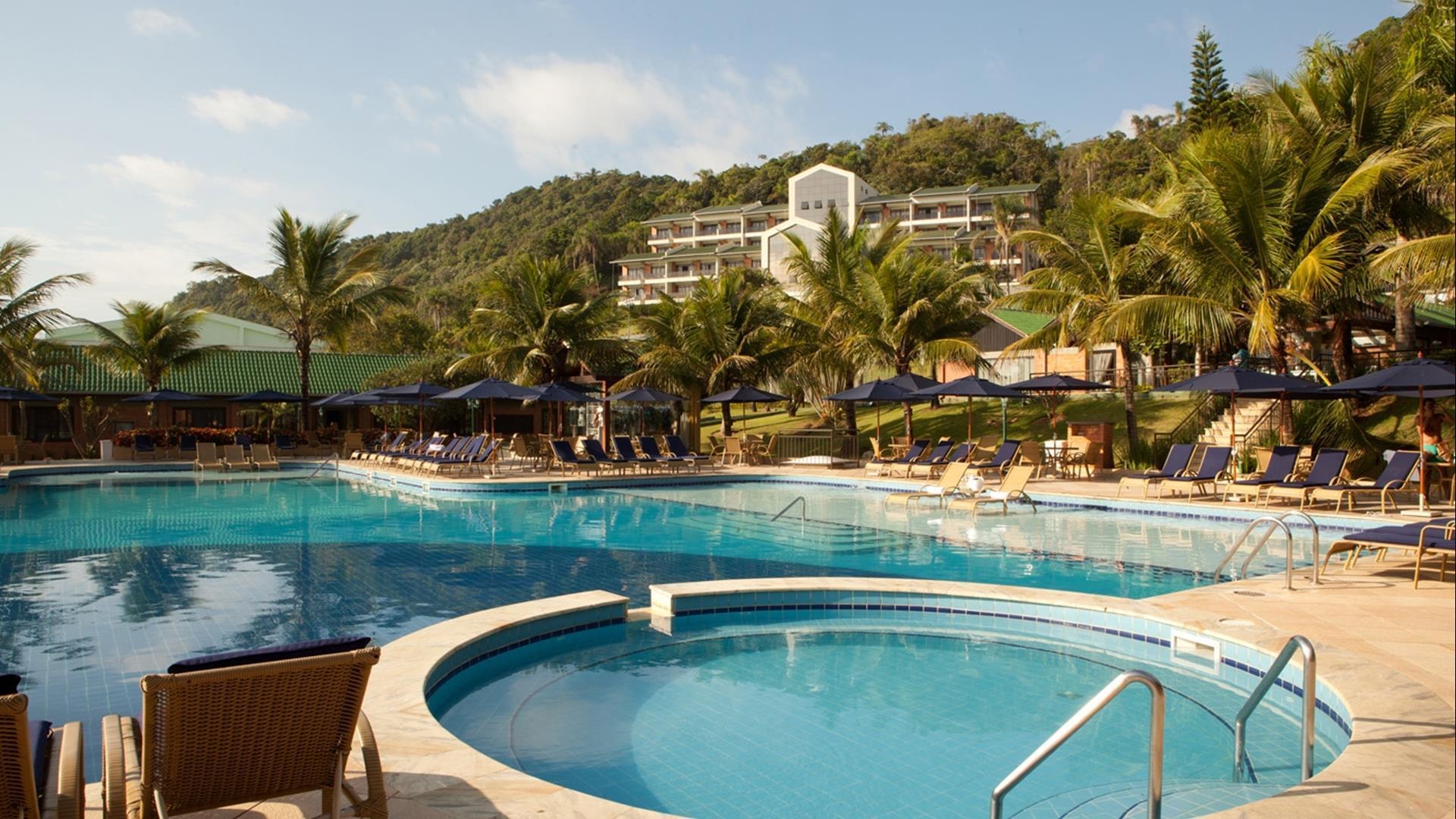 Brasilien Balneario Camboriu: Hotel - Wellness Hotel Infinity Blue