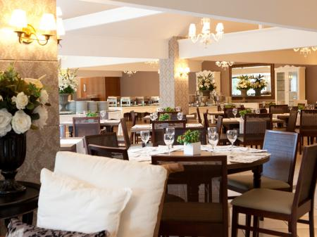 Wellness Hotel Infinity Blue Restaurant
