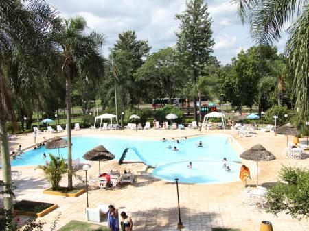 Hotel Bourbon Cataratas Spa Resort & Convention Pool
