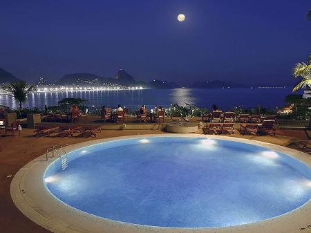 Hotel Sofitel Rio de Janeiro Pool