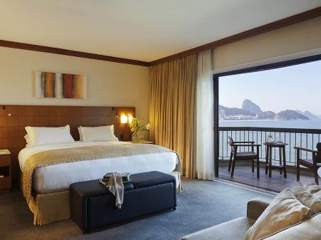 Hotel Sofitel Rio de Janeiro Zimmerbeispiel