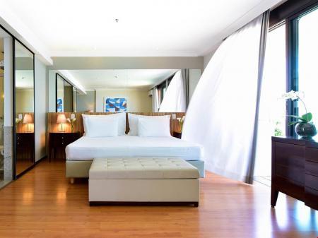 Hotel Pestana Rio Atlantica Zimmerbeispiel