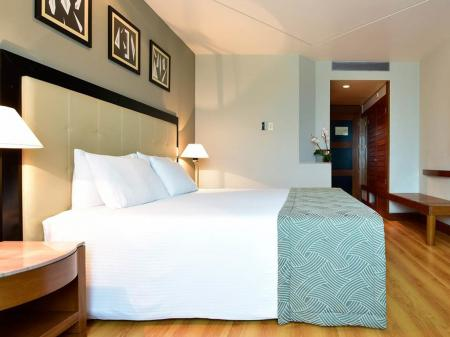 Hotel Pestana Sao Paulo Zimmerbeispiel