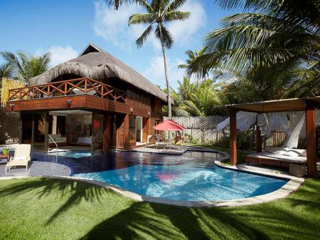 Hotel Nannai Beach Resort Master Bungalow