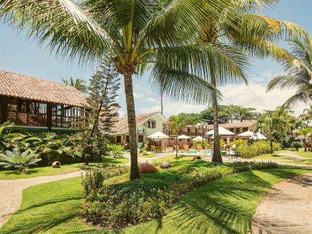 Hotel Armacao Außenanlage