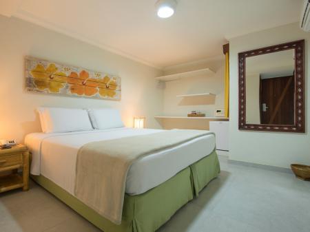 Hotel Armacao Zimmerbeispiel