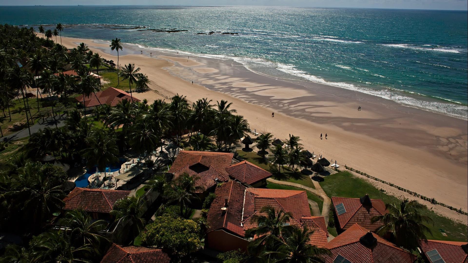 Brasilien Porto de Galinhas: Landestypische Unterkunft - Pousada Tabapitanga