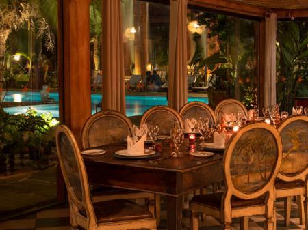 Pousada & SPA Pedra da Laguna Restaurant