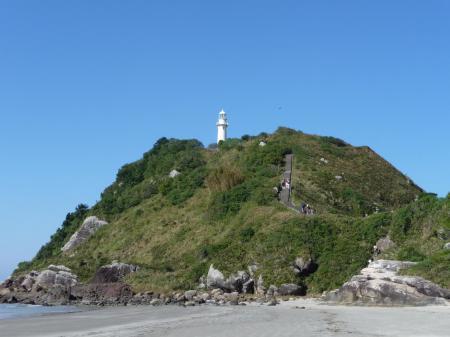 Leuchtturm auf der Ilha do Mel