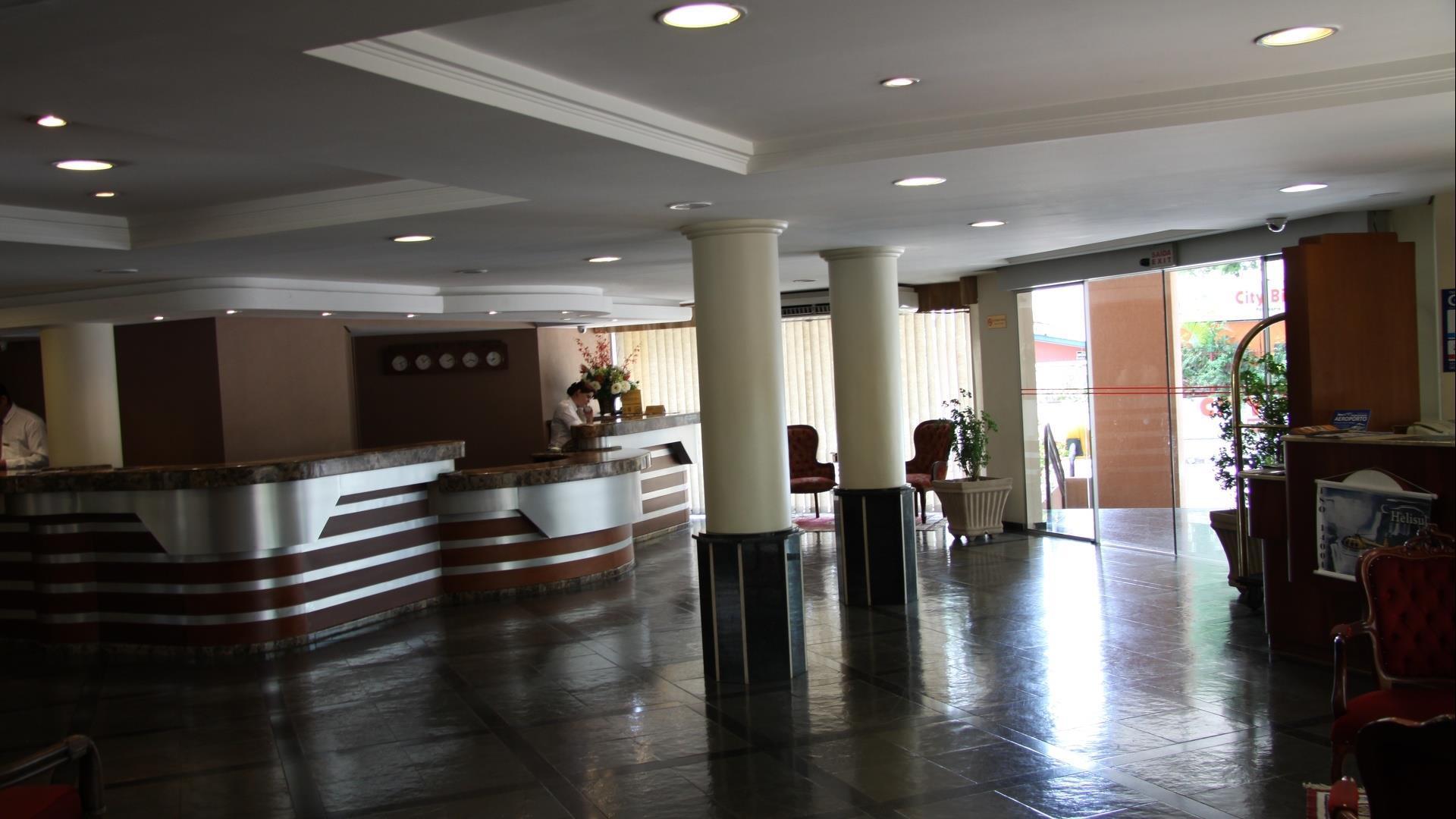 Brasilien Foz do Iguacu: Standard Hotel - Hotel Best Western Taroba